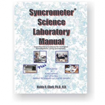 Synchrometer Science Laboratory Manual, englisch